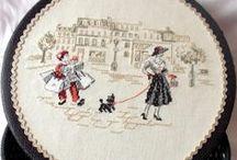 Plans to stitch