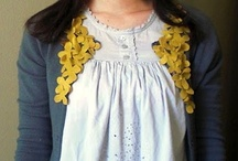 DIY: Clothes / by Vicki Thorne
