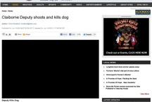 Police Puppycide / by clarkco.criminalcops