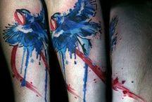 Tattoo Insp / by Vicki Thorne