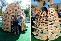 Playscape Ideas! / by Vicki Thorne