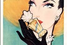Vintage beauty ads / by Isabel Vidal