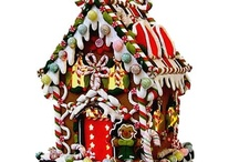 GINGERBREAD HOUSES / by Sabina Hentschel