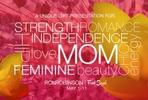 Gifts for Mom / Collection of gift idea's for mom!