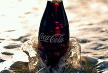 COKE  IT'S THE REAL THING / by Nicki Kinnin