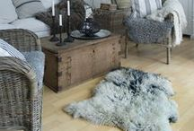Cowhide & Furs / by Christine @ Little Brags Blog
