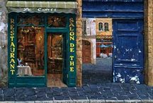 Windows & Doors: Homes & Store Fronts / by Leslie Rhoades
