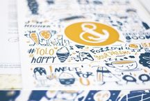 Branding & Identity / Graphic design, identity & print