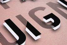 Type & Letterpress / Typography, letterpress