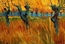 Vincent Van Gogh / A collection of his art. - and a little more that I will like you to know about this great Artist.