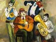 Klezmer Music & Art