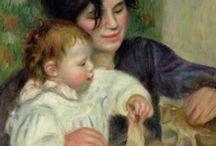 Motherhood & Woman's Life in Art