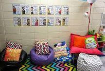 Smarty Classroom Organization / classroom organization for kindergarten, first, and second grade. Storage ideas, DIY, cost saving tips,