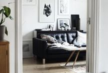 LIVING / interior inspiration
