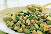 Recipes / Gluten free and vegetarian foods
