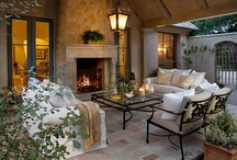 Outdoor Spaces / by Jane McDonald