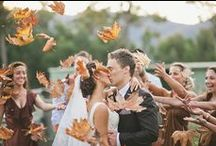 All you need is LOVE <3 / Vintage Autumn Wedding <3 / by Alexis Huskey