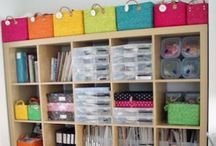 Craft Storage - Bookshelves / Craft Storage Ideas (CSI) shares information, inspiration & products for crafting supply storage and organization. This board includes ideas for using bookshelves | bookcases in your craft room or art studio. Got a great idea for using a bookshelf | bookcase in a craft room? Pin it & include #craftstorageideasblog and we might just show it/them off to our community of passionate crafters!