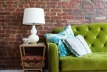 Urban Nest / Modern, Vintage, Industrial. / by Alexis Huskey