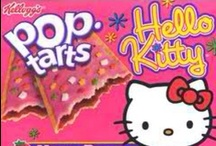 """Hello Kitty Everything / Have you ever noticed how Hello Kitty doesn't have a mouth?  It is the key to her """"interpretability"""" and prolific presence."""