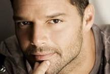 Ricky Martin / by Kandice Halfacre