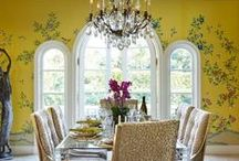 Dining Rooms / by Robyn Windham