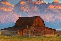 Wyoming is home / by Michelle Keller