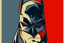 Batman / by Kandice Halfacre