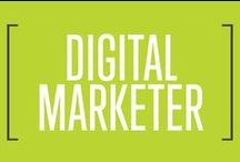 Digital Marketer / This board is a general introduction to the kinds of content we have on our blog. Learn how to boost conversions, increase online engagement, and increase online traffic!