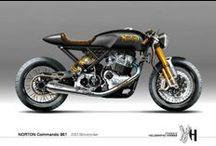 Motorcycles / by José Murakami