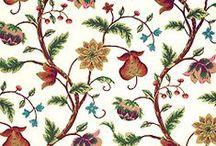 Fabrics / by Robyn Windham