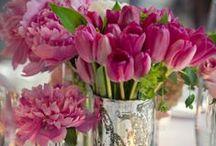 Flower Arrangements / by Robyn Windham