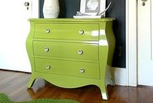 Desks & Chests / by Robyn Windham
