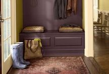 Front Door and Foyer / by Capel Rugs