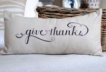 Give Thanks / by Aaryn James