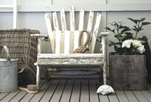 Porches & Outside Possibilities
