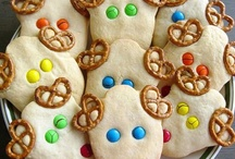 Pinterest Christmas Food / by nsweezy