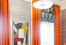 Window Treatments / by Robyn Windham