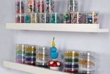 Craft Storage - Sewing Notions & Thread / Craft Storage Ideas (CSI) shares information, inspiration & products for crafting supply storage and organization. This board includes ideas for storing sewing notions & thread in your sewing room, craft room or art studio, or when sewing or crafting on the go! Got great solutions for organizing and storing sewing notions & thread? Pin them & include #craftstorageideasblog and we might just show them off to our community of passionate crafters! / by www.CraftStorageIdeas.com