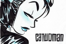 Catwoman / by Kandice Halfacre