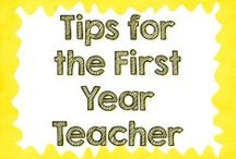 Smarty First Year Tips / #Ideas, support, and inspiration for the first year teacher