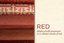 Red Capel Rugs / Red rugs for everywhere