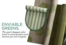 Green / by Capel Rugs