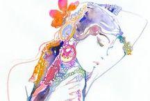 Danse du Ventre / Belly dance  / by Elisa Allen