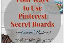 pinterest to real life / from inspiration to creation... showcasing what we've done with our pins.