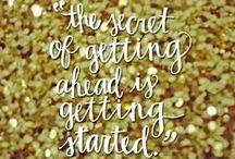 perseverance + goals