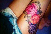 Sleeve Tattoo Inspiration / by Lakeon Thornton