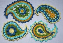 Crochet Motifs and Appliqués / by Lauren W