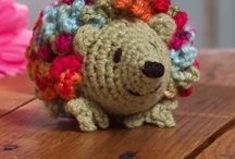 Amigurumi Crochet Patterns / by Lauren W
