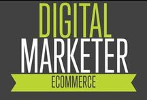 eCommerce | Digital Marketer / We want to keep you up to date with trends in commerce, what we've done on Amazon, and how to sell online.